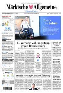 Märkische Allgemeine Prignitz Kurier - 13. September 2018