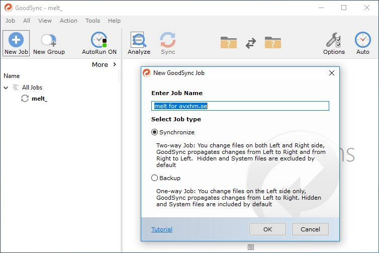 GoodSync Enterprise 10.5.8.5 Multilingual