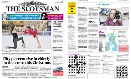 The Scotsman – December 01, 2017