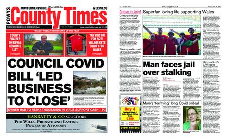 County Times – June 18, 2021
