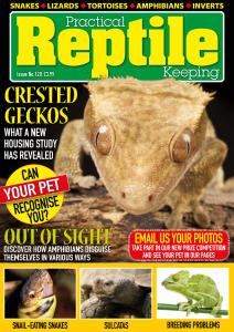 Practical Reptile Keeping - Issue 128 - August 2020