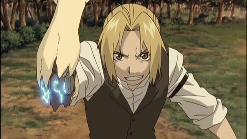Fullmetal Alchemist the Movie: Conqueror of Shamballa (2005) / AvaxHome
