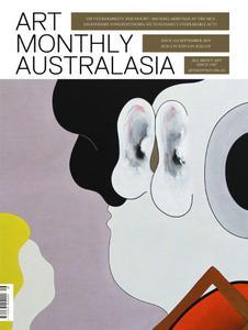 Art Monthly Australasia - Issue 318