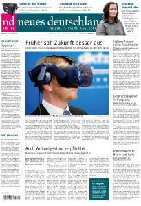 Neues Deutschland - 21 August 2019