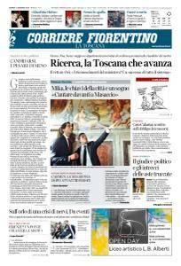 Corriere Fiorentino La Toscana - 11 Gennaio 2018