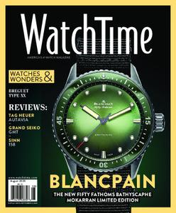 WatchTime - July 2020