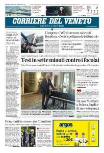 Corriere del Veneto Padova e Rovigo – 14 luglio 2020