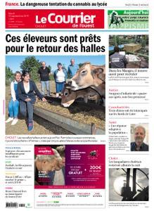 Le Courrier de l'Ouest Cholet – 10 septembre 2019
