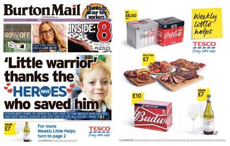 Burton Mail – May 21, 2020