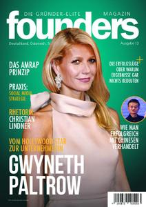 Founders Magazin – April 2020