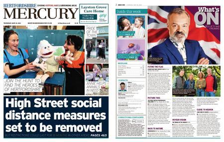 Hertfordshire Mercury – May 20, 2021