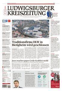 Ludwigsburger Kreiszeitung - 12. Januar 2018