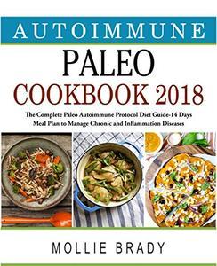 Autoimmune Paleo Cookbook 2018