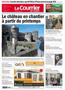 Le Courrier de l'Ouest Nord Anjou – 16 septembre 2020