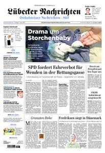 Lübecker Nachrichten Ostholstein Süd - 07. Juni 2019