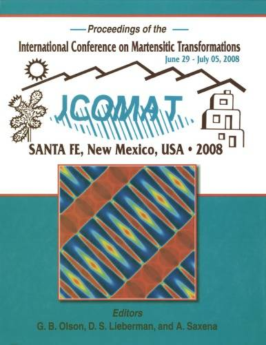 International Conference on Martensitic Transformations