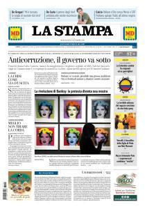 La Stampa Imperia e Sanremo - 21 Novembre 2018