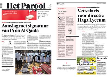 Het Parool – 23 april 2019