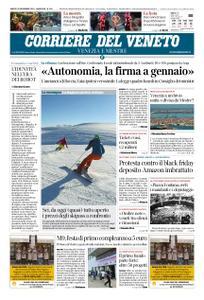 Corriere del Veneto Venezia e Mestre – 30 novembre 2019