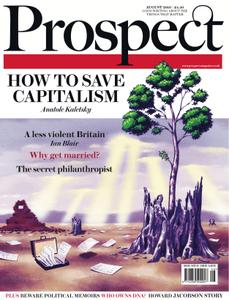 Prospect Magazine - August 2010