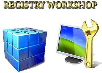 Registry Workshop 5.0.1 Portable