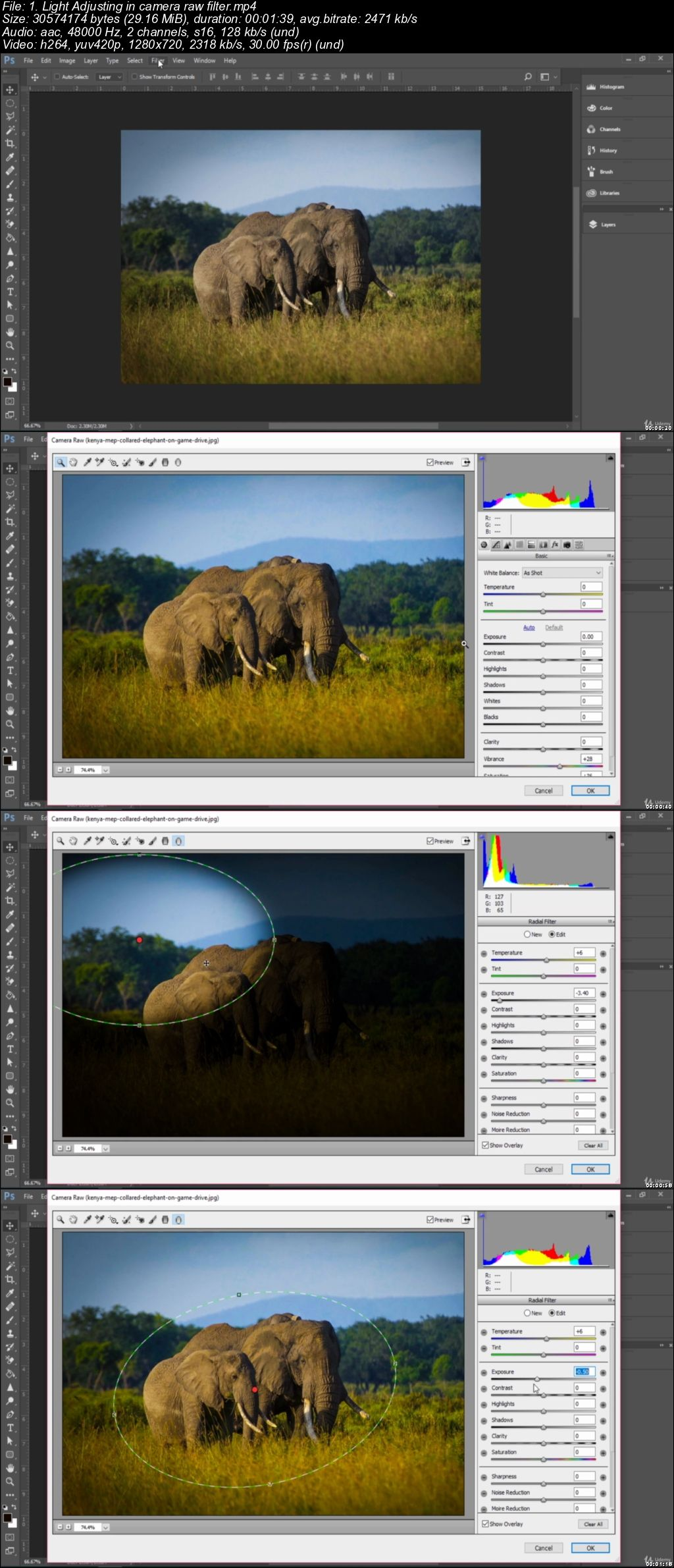 Learn Photoshop with Filters | Filters complete course