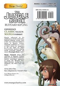 Manga Classics-Manga Classics The Jungle Book 2021 Hybrid Comic eBook