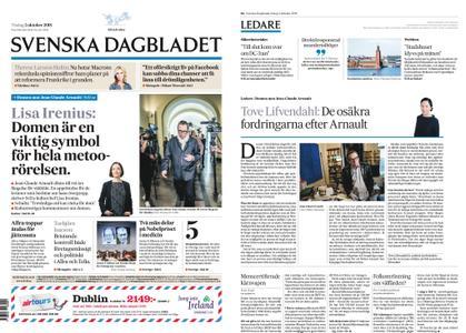 Svenska Dagbladet – 02 oktober 2018