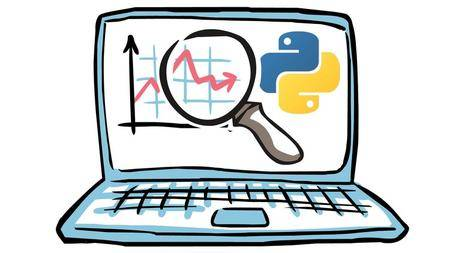 Udemy - Learning Python for Data Analysis and Visualization (Repost)