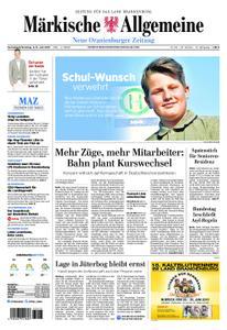 Neue Oranienburger Zeitung - 08. Juni 2019