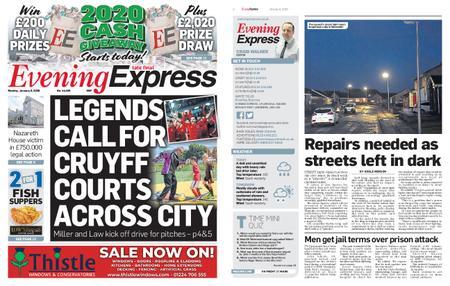 Evening Express – January 06, 2020