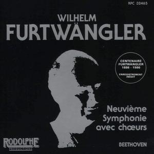 Ludwig Van Beethoven – Symphony Nr. 9 – Vienna Philharmonic - Furtwaengler (1986)