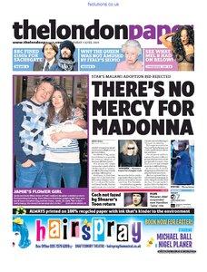 The London Paper 3 April 2009
