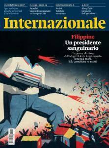 Internazionale N.1191 - 10-16 Febbraio 2017