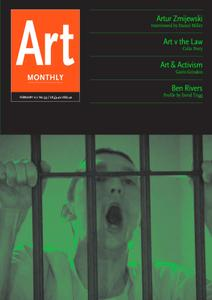 Art Monthly - February 2010   No 333