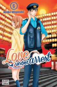 Love under Arrest - Tome 6 2019