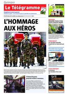Le Télégramme Quimper – 15 mai 2019