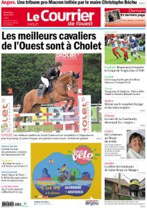 Le Courrier de l'Ouest Cholet – 09 juin 2019