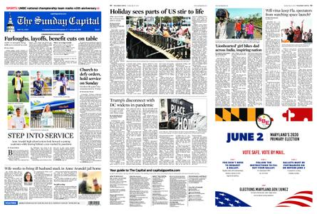 The Capital – May 24, 2020