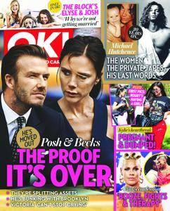 OK! Magazine Australia - October 23, 2017