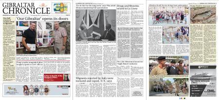 Gibraltar Chronicle – 29 August 2018