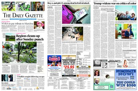 The Daily Gazette – July 30, 2019