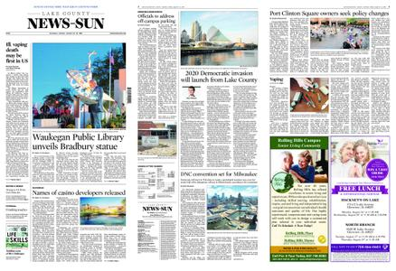 Lake County News-Sun – August 24, 2019