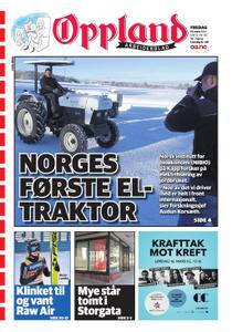 Oppland Arbeiderblad – 15. mars 2019