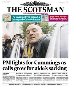 The Scotsman - 25 May 2020