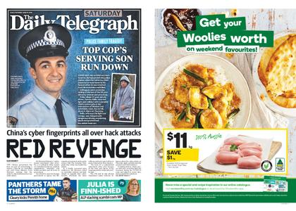 The Daily Telegraph (Sydney) – June 20, 2020