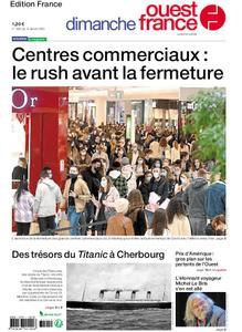 Ouest-France Édition France – 31 janvier 2021