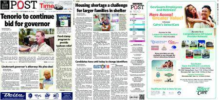 The Guam Daily Post – September 19, 2018