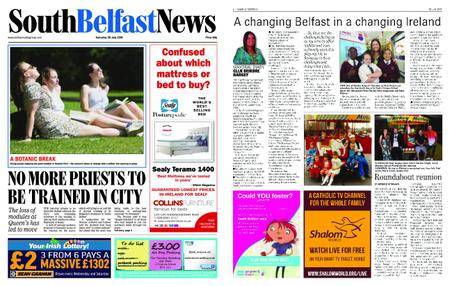 South Belfast News – July 26, 2018