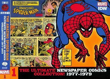 Amazing Spider-Man Ultimate Newspaper Comics 1977-1979 pdf